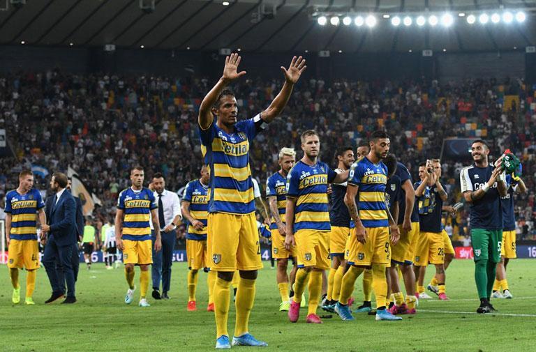 Parma Calcio - Parma Calcio 1913 Inter Vs Parma In Numbers ...