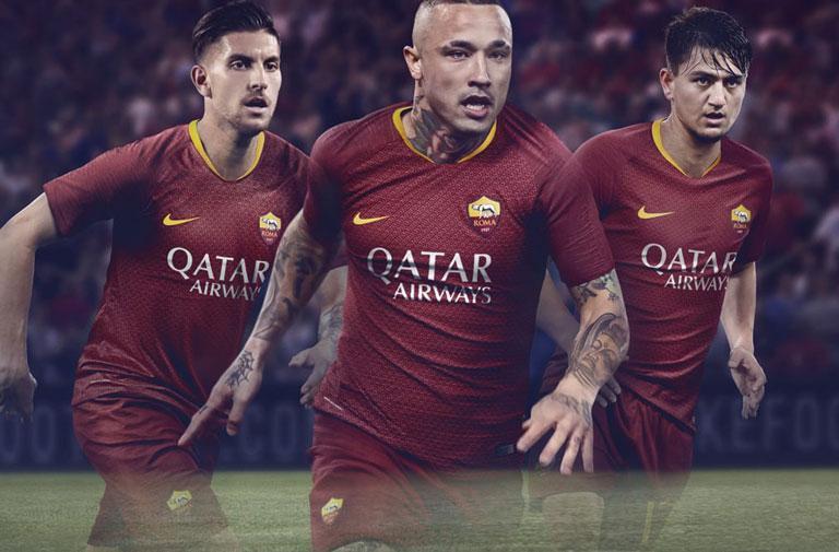 Nike News As Roma News